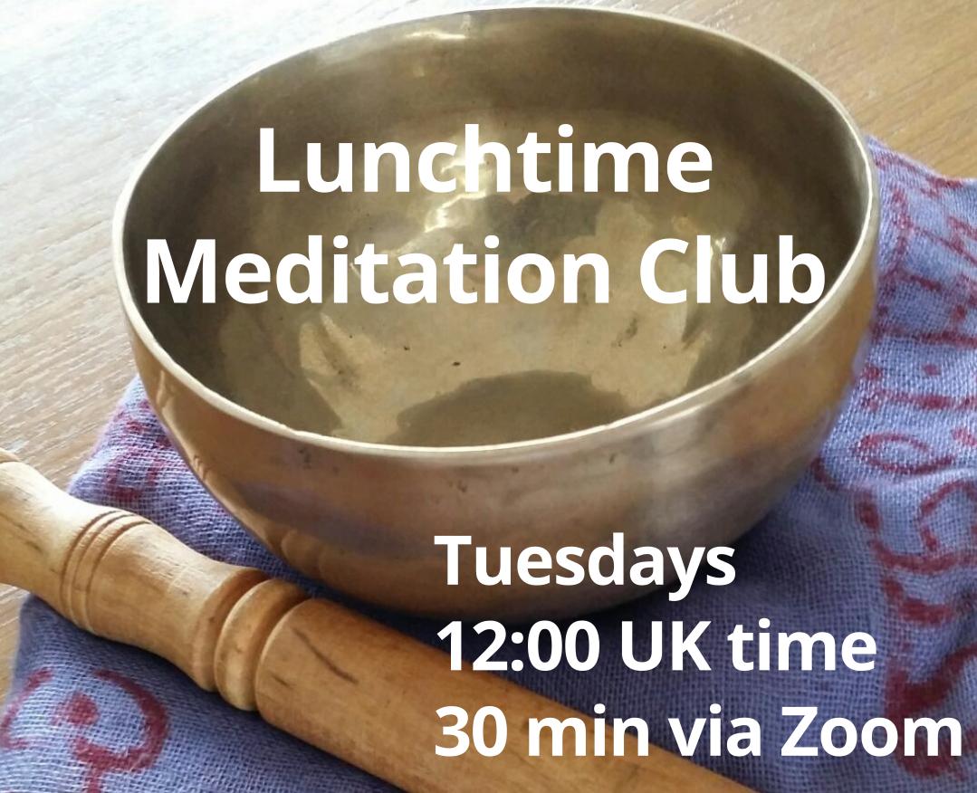 Lunchtime Meditation Club